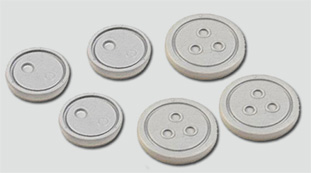 small chemical resistant diaphragms